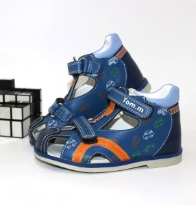 """Купити ясельна (18-26) ТОМ.М p-110728. Взуття в роздріб - """"Перший взуттєвий"""""""