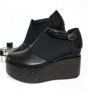 Жіночі туфлі на танкетці - туфлі на шпильці, туфлі в Україні, туфлі зі стразами