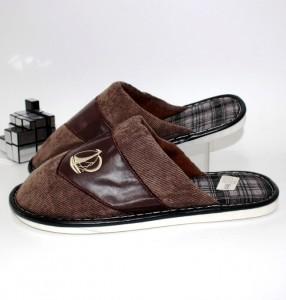 """Купити Чоловічі тапочки Comfort p-110696. Взуття в роздріб - """"Перший взуттєвий"""""""