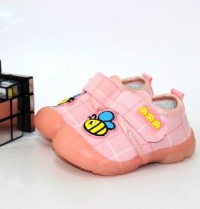 Кеди для дівчаток на липучці - дитячі кросівки купити, кеди дитячі для новонароджених
