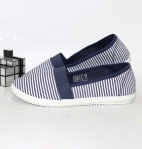 Сліпони текстильні - купити кеди в стилі Vans в інтернет магазині взуття