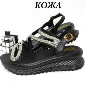 """Купити босоніжки повсякденні Kadisailun p-110595. Взуття в роздріб - """"Перший взуттєвий"""""""