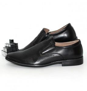 """Купити Чоловічі туфлі - класика Kangfu p-111042. Взуття в роздріб - """"Перший взуттєвий"""""""