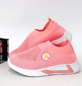 Кросівки трикотажні для дівчинки - купити дитячі кросівки для самих маленьких дівчаток