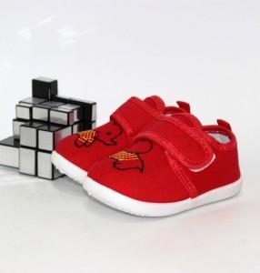 Пінетки дитячі на липучці - в інтернет магазині дитячих кросівок для хлопчиків