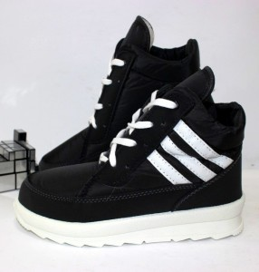 G1117 Adidas чорні