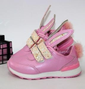 Кросівки для дівчинки з вушками - купити дитячі кросівки для садка