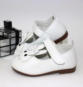 Купити Туфлі для дівчаток зайка
