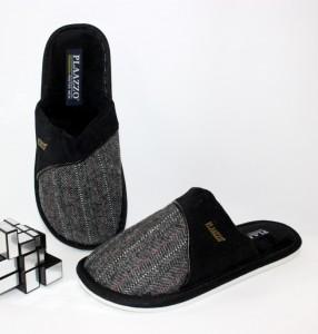 """Купити Чоловічі тапочки Plaazzo p-110423. Взуття в роздріб - """"Перший взуттєвий"""""""