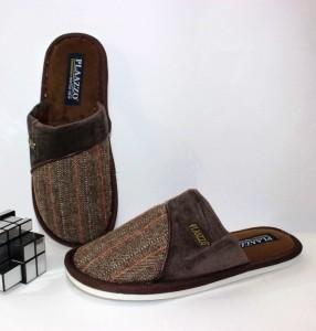 """Купити Чоловічі тапочки Plaazzo p-110421. Взуття в роздріб - """"Перший взуттєвий"""""""