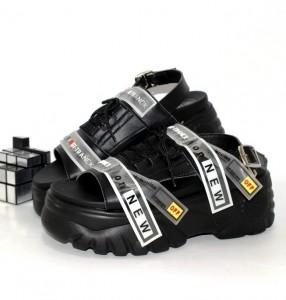 """Купити босоніжки повсякденні Lilin p-110869. Взуття в роздріб - """"Перший взуттєвий"""""""