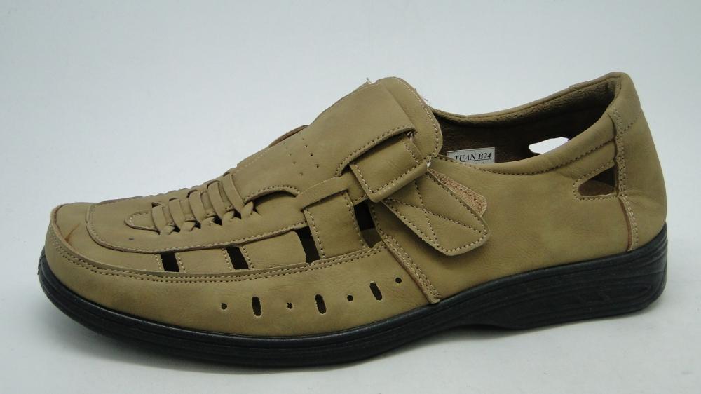 6130df57 Летняя обувь оптом - купить мужские закрытые босоножки E263-9 мужские  летние туфли
