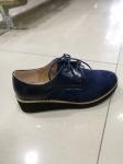 синие туфли 1302