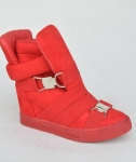 XW37001 RED SUEDE