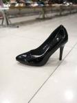 черные туфли 1302
