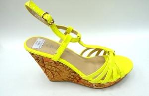 Дешевая обувь оптом - купить босоножки 1193-16 YELLOW