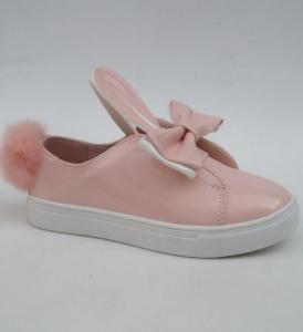 Купить обувь оптом в Украине - слипоны для модниц 1312-3 PINK