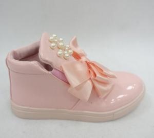 Обувь детская оптом - купить модные сникерсы для маленькой принцессы 133-3B PINK