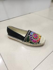 """Купить Кеды женские оптом - слипоны, криперы, эспадрильи Obuw эспадрильи 1602. Обувь оптом - """"Первый обувной"""""""
