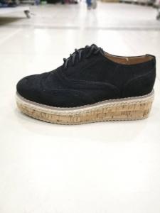 Женские туфли оптом - туфли 99-50 BLACK