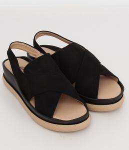 Дешевая обувь оптом - купить стильные босоножки 202 BLACK