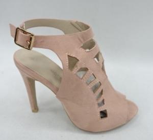 Дешевая обувь оптом - купить розовые босоножки эффектные 238-8 PINK