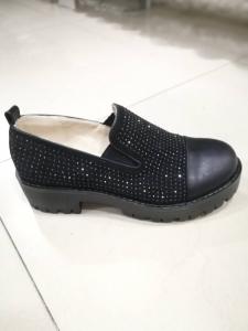Женские туфли оптом - стильные туфли 2230 black