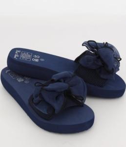 Дешевая обувь оптом - купить шлепанцы 2A081 blue