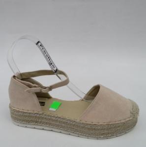 Дешевая обувь оптом - купить бежевые летние босоножки 333-80 BEIGE