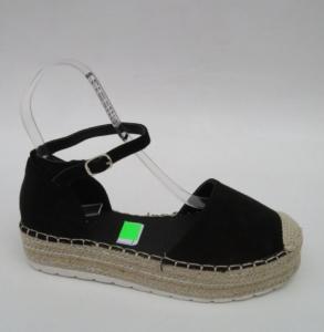 Дешевая обувь оптом - купить шикарные босоножки 333-80 BLACK
