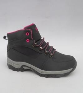 Купить оптом стильные ботинки спорт 7-85850 D.GREY/BUSIA - недорого в интернет-магазине 1shoes