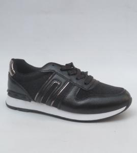 """Купить Кроссовки женские опт Obuw 862-1 BLACK. Обувь оптом - """"Первый обувной"""""""