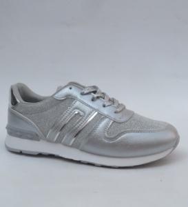 """Купить Кроссовки женские опт Obuw 862-2 SILVER. Обувь оптом - """"Первый обувной"""""""