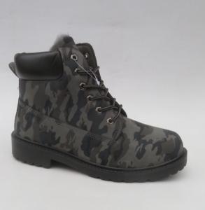 Мужская зимняя обувь оптом - мужские спортивные ботинки A62-9 CAMO
