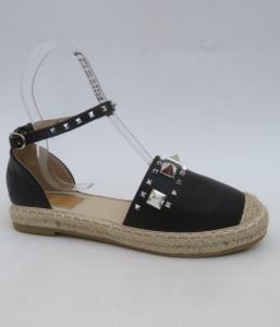 Дешевая обувь оптом - купить эспадрильи A628 BLACK
