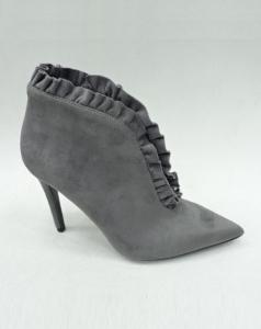 Женская обувь осень - оптом модные ботинки al65-35 grey