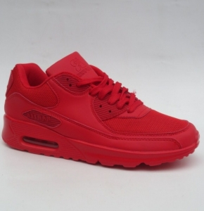 Мужские кроссовки мужские B852-19 RED - купить оптом