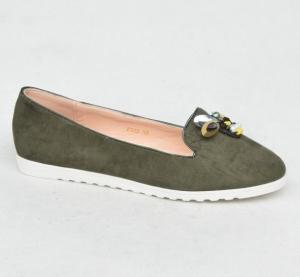 Женские туфли оптом - балетки F338 GREE