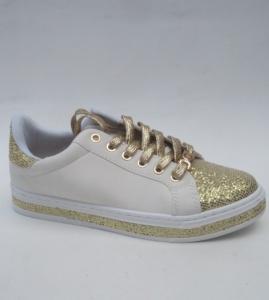 """Купить Кеды женские оптом - слипоны, криперы, эспадрильи Obuw BK-81 GOLD. Обувь оптом - """"Первый обувной"""""""