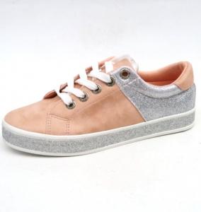"""Купить Кеды женские оптом - слипоны, криперы, эспадрильи Obuw BL125 PINK. Обувь оптом - """"Первый обувной"""""""