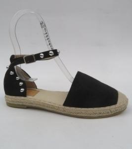 Дешевая обувь оптом - купить черные летние босоножки A636 BLACK