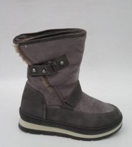 Купить оптом модные и комфортные сапоги FA2191 GREY - недорого в интернет-магазине 1shoes