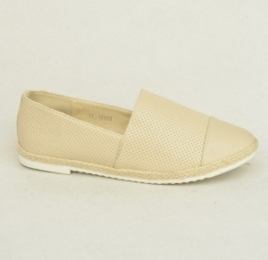 Женские туфли оптом - туфли C5152-8 BEIGE