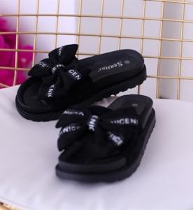 Дешевая обувь оптом - купить стильные шлепанцы CK92 BLACK