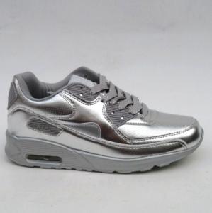 """Купить Кроссовки женские опт Obuw D7-19 SILVER. Обувь оптом - """"Первый обувной"""""""