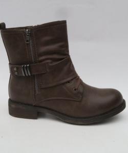 Купить оптом зимние ботинки DB31013 KHAKI - недорого в интернет-магазине 1shoes