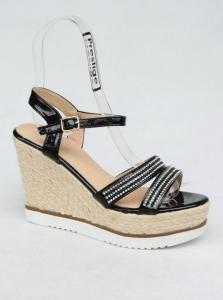 Дешевая обувь оптом - купить женские босоножки E209 NEGRO