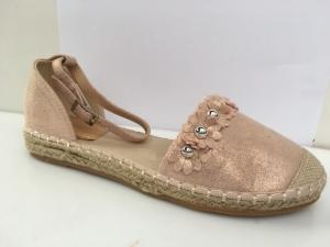 Дешевая обувь оптом - купить эффектные босоножки 66-306 PINK