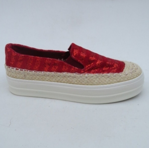 """Купить Кеды женские оптом - слипоны, криперы, эспадрильи Obuw GH001 WINE. Обувь оптом - """"Первый обувной"""""""