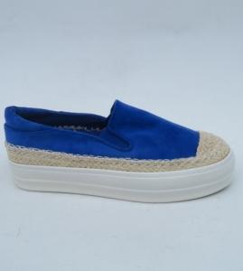 """Купить Кеды женские оптом - слипоны, криперы, эспадрильи Obuw GH018 NAVY. Обувь оптом - """"Первый обувной"""""""